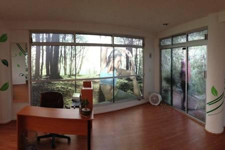 Ecofit Fitness Center.
