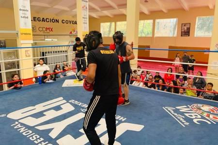 Coyoacan Boxing -
