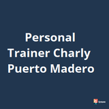 Personal Trainer Charly Puerto Madero 3 - logo