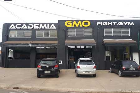 GMO Fight Gym
