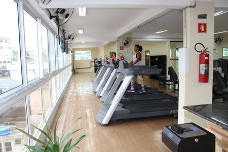 Academia Space Fit - Campo Limpo -