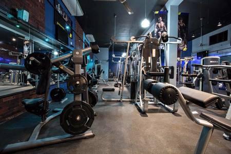 Armor Gym - Ciudad Caucel -