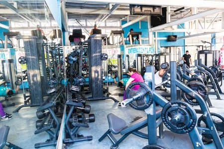 Work Sport Gym -
