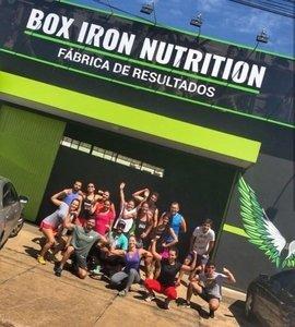 BOX IRON NUTRITION -