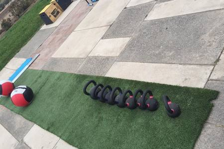 Boxfit Functional Fitness Chile -