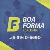 Academia Boa Forma E Saúde - logo