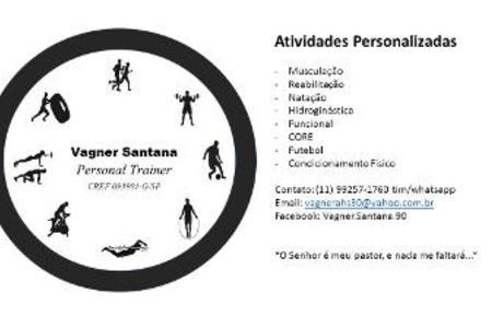 Vagner Santana Assessoria Técnica Esportiva