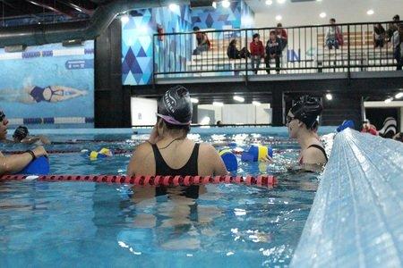 Zwemmen Exhibimex