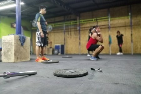 Muscle Up Crossfit & Functional Fitness -