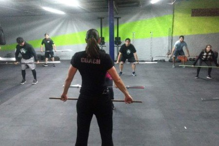Muscle Up Crossfit & Functional Fitness
