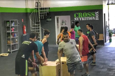 Cross Nutrition Box - Parque da Represa -