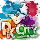 Pk City Academia De Parkour - logo