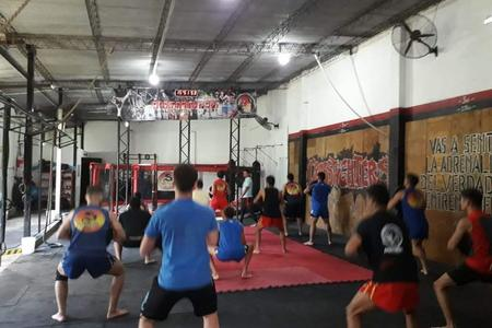 CrossFighters Centro de Entrenamiento -