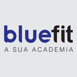 FECHADO - Academia Bluefit - Vicente Pires - logo