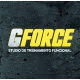 Gforce Studio De Treinamento Funcional. - logo