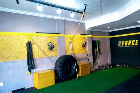 GFORCE Studio de Treinamento Funcional. -