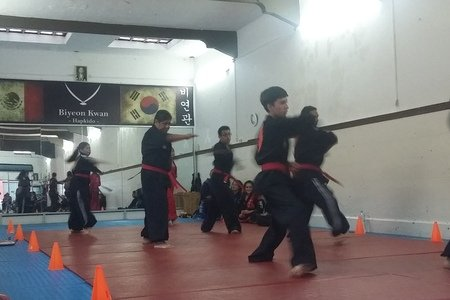 Biyeon Kwan Hapkido -