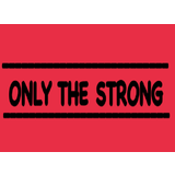 Only The Strong - logo