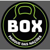 Box Training Parque Das Nações - logo