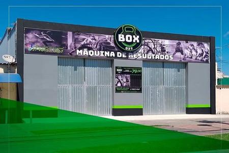 BOX 027 LARANJEIRAS -