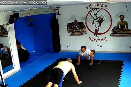 Ct Muay Thai unidade 3 -
