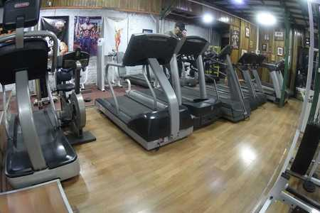 Temple Gym Christian Lobarede