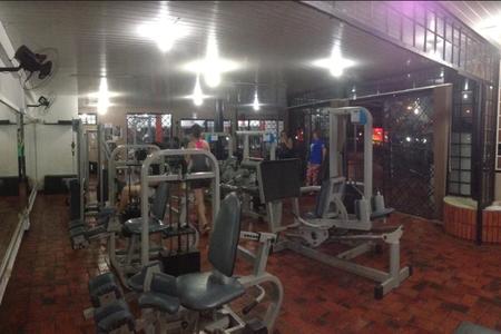 Academia Cascavel Fitness