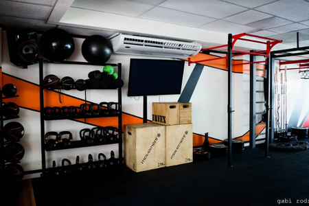 Atrium – Centro de Treinamento Integrado
