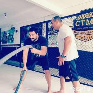 CTMS Centro de Treinamento Marcelo Sandro