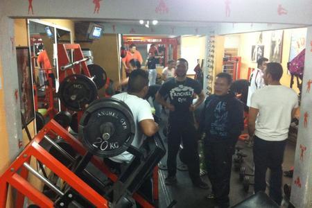 Anghel Gym -