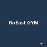 Go East Gym - logo