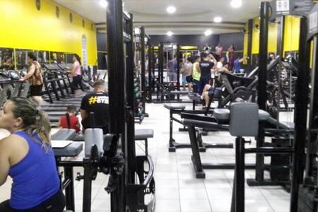 Arnold Gym -