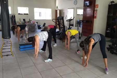 Pâmela Andrade Personal Trainer