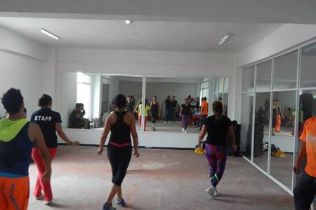 Studio 54 Fitness Ex-Salon Delfin -