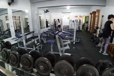 Kakaroto`s Gym