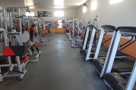 Centro de Treinamento Físico Vida Ativa