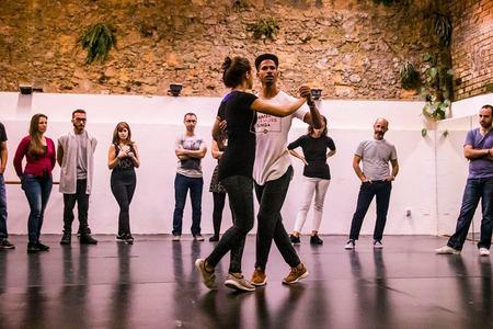 Dança SerJus - Robinho e Evelin -