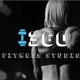 360 Fitness Studio - logo