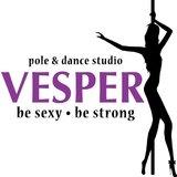 Vesper Pole & Dance Studio - logo