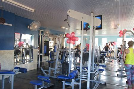 Fisio Trainer Academia -