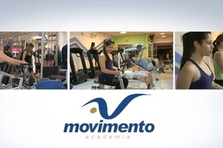 Academia Movimento