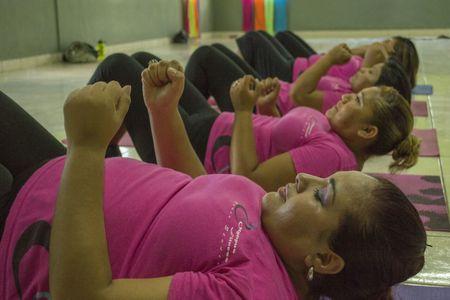 Olympus Fitness Dance Studio