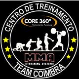 Centro De Treinamento Team Coimbra - logo