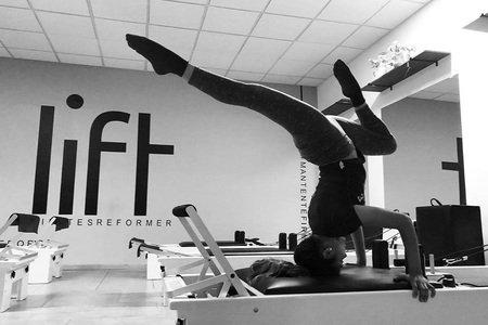 Lift Pilates Reformer -