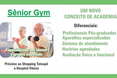 Studio Senior Gym