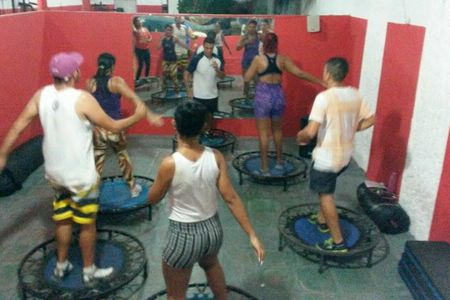 Academia Power Fitness - Unidade Centro