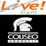 Live Gym Coliseo Crossfit - logo