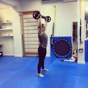 V&O Trainer Pilates TFuncional Corrida e Yoga -