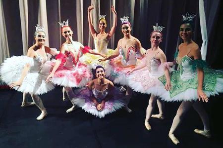 Ballet Adulto KR- Seu sonho levado a sério