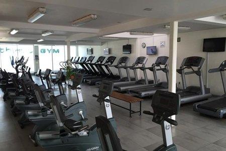 Athletics Gym -